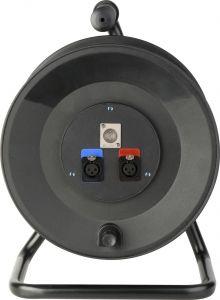 TecNec MKR-5-125 Jackreel Deluxe 1-BNC Video/2-XLRF Audio...