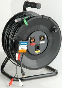 TecNec MKR-SVA-100 SVHS Video & Audio over CAT5 w/ 100ft of...