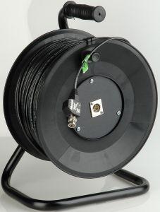 TecNec MKR-VR-100 Connect-N-Go Reel Composite Video Over Belden...