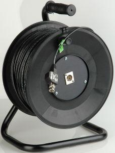 TecNec MKR-VR-500 Connect-N-Go Reel Composite Video Over Belden...