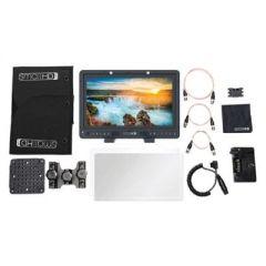 SmallHD MON-1703-P3X-GM-KIT  1703 P3X 17'' Studio Monitor Kit (Gold Mount)