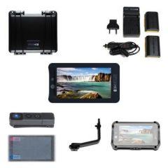 SmallHD MON-502B-DELUXE-BUNDLE  502 Bright Full HD On-Camera Monitor Deluxe Bundle