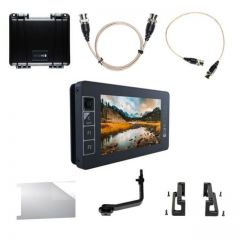 SmallHD MON-503U-DELUXE-BUNDLE  503 Ultra Bright Monitor Deluxe Bundle