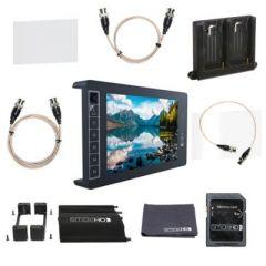 SmallHD MON-703U-DELUXE-BUNDLE  703 Ultra Bright Monitor Deluxe Bundle