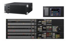 Sony MVS6530PAC 3 M/E HD/SD Multi-format Switcher with