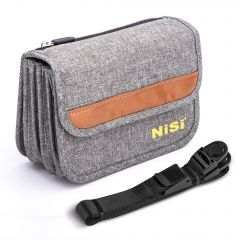 NiSi Caddy 100mm Filter Pouch for 9 Filters (Holds 4 x 100x100mm and 5 x 100x150mm) - NIP-100-9CADDY