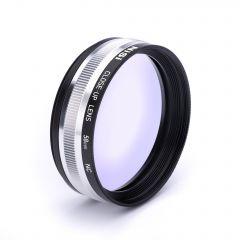 NiSi Close Up Lens Kit NC 58mm (with 49 and 52mm adaptors) - NIR-CLOSEUP-58