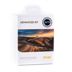 NiSi M75 75mm Advanced Kit with Enhanced Landscape C-PL - NIP-75-AKIT