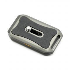 NiSi PRO Quick Release Plate A-65G (Champagne Grey) - NISI-A-65G