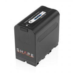 Shape SHAPE NP-F980 lithium-ion battery pack 7.4v 6600mAh - NPF80