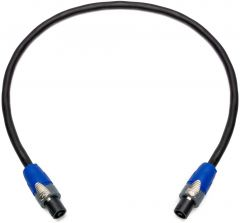 Sescom NSP2-100 Neutrik 2-Pole speakON to 2-Pole speakON Speaker Cable- 100 Foot