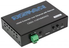 Ocean Matrix OMX-11IPHM0002 H.264 1080p/60 HDMI Over IP Extender with PoE RS-232 IR - Receiver ONLY