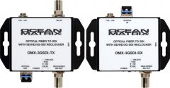 Ocean Matrix OMX-3GSDI-FIBER 3GSDI to Fiber Optic Converter Extender