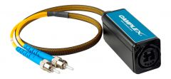 Camplex OPADAP-6   opticalCON DUO to Duplex (2) ST Breakout Adapter - Singlemode