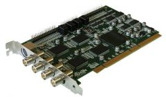 Variosystems Osprey 440 64-bit 4-chan PCI-X mulit-port capture card