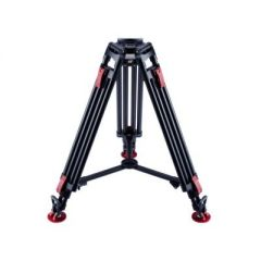 Ozen 75CF2HD 75mm 2-Stage Heavy-Duty Tripod
