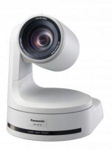 Vaddio 999-6130-000W Panasonic AW-HE130W PTZ Camera - White