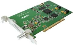 DekTec DTA-111 Low-cost cable/terrestrial modulator for PCI