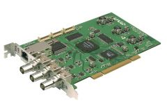 DekTec DTA-160 GigE & 3x ASI input/output for PCI