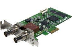 DekTec DTA-2145 ASI/SD-SDI input+output for PCIe