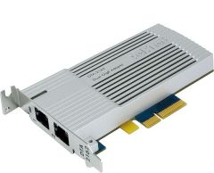 DekTec DTA-2162 Dual GigE ports for PCIe