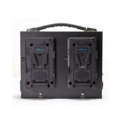 Indipro Tools PDM2S Indipro Dual Fusion V-Mount Battery Charger