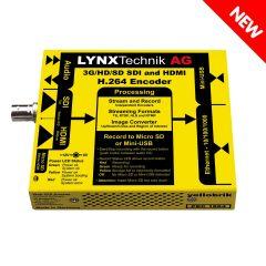 Lynx Yellobrik 3Gbit SDI/HDMI H.264 Streamer & Recorder - PEC-1864