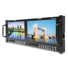 "Postium PRM-902Q Dual 9"" HD/SD-SDI, Composite & Component..."