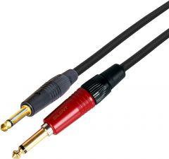TecNec PRO-SP-SP-25 Professional SP to SP w/ Neutrik Silent...