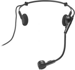 TecNec PRO8SA Audio-Technica Headset (Samson P3 connector)