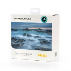 NiSi 100mm Professional Kit Third Generation III with V6 and Landscape CPL - NIP-100-PKIT-III