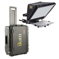 Ikan PT-ELITE-V2-TK PT-ELITE-V2 Teleprompter Travel Kit w/...