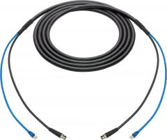 Laird Digital Cinema PTZ6GCMSNK-125 Laird  2 in 1 PTZ Camera Cable - Belden 6G-SDI Cat6 - 125 Foot