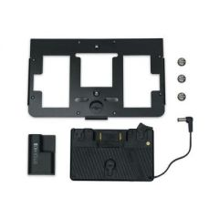 SmallHD PWR-BB-700-GM-DCA-KIT  Gold Mount Battery Bracket with Mounting Plate for 700 Series