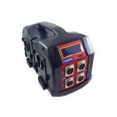 Blueshape PWS4 V-lock 4 battery power station provides 2 28V,...