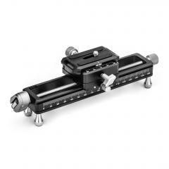 NiSi Macro Focusing Rail NM-180 with 360 Degree Rotating Clamp - NISI-NM-180