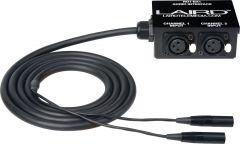 Laird Digital Cinema RD1-BX1 Laird  RED One Mini-XLR to Full-Size XLR Audio Interface