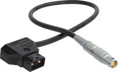Laird Digital Cinema RD1-PWR17-18IN Laird  Epic/Scarlet 12V DC Power Cable Lemo 1B 6-Pin Female to Anton Bauer Power Tap - 18 Inch