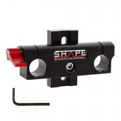 Shape Sliding 15 mm rod bloc - RODSUP2