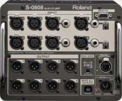 Roland 8x8 Input / Output Unit S-0808