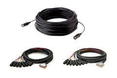 Roland Complete single run Cable Kit for S4K3208SYS (Kit includes; 1 SC-W1000X, 4 SC-A0805DM, 1 SC-A0805 DF) SC-PACK