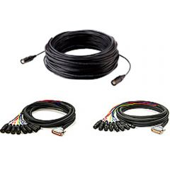 Roland Cable Kit for S-4000H (Kit includes; 4 SC-A0805DM, 1 SC-A0805DF) SC-PACKH