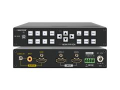 Shinybow SB-3691 2x1 HDMI PiP/PoP Selector Switch Scaler