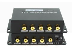 Shinbow SB-3702RCA 1 To 9 Video  (Composite) RCA Distribution Amplifier