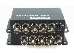 Shinbow SB-3702BNC 1 To 9 Video  (Composite) BNC Distribution Amplifier