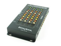 Shinbow SB-3750 1x5  Component/Composite/S-Video/Audio Amplifier Splitter