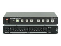 Shinybow SB-5440SV 8x1 S-Video Selector Switcher w/ IR Remote...