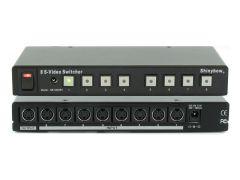 Shinbow SB-5440SV 8x1  S-Video Switcher W/Remote