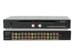 Shinybow SB-5470M 4x2 Component Video HDTV Matrix Routing...