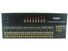 Shinybow SB-5588CT 8x8 HDTV Component Video w/ Digital & Stereo...